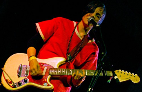 Scout Niblett - Bush Hall 21-05-2007
