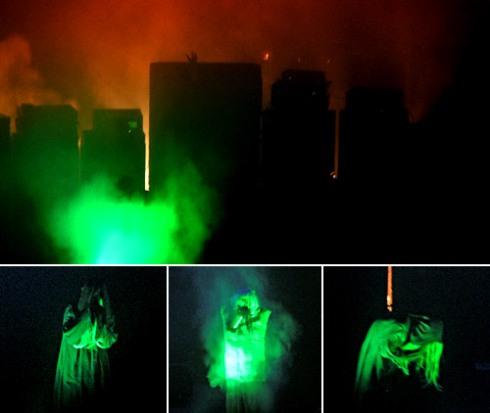 Sunn O))) - Meltdown Festival(18/06/2007)