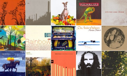 Top 15 Albums of 1H 2007