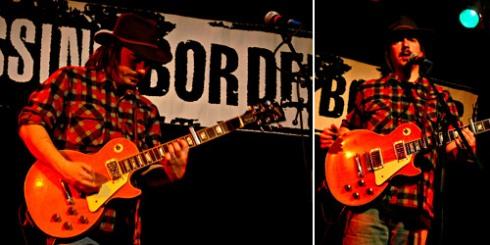 Jason Molina @ Crossing Border festival, Den Haag
