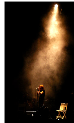 Portishead, Rockdelux stage, Primavera Sound, 29-May-2008