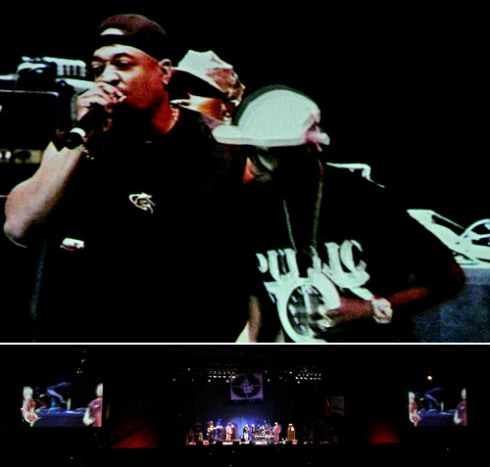 Public Enemy, Rockdelux stage, Primavera Sound 2008, 29-May-2008