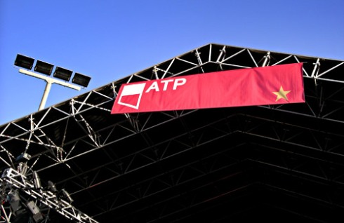 ATP stage, Primavera Sound, 30-May-2008