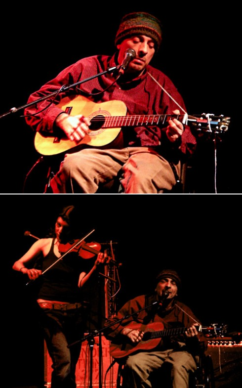 Vic Chesnutt live at Paradiso, Amsterdam (13-Feb-2008)